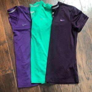 Nike Dry Fit Shirt bundle